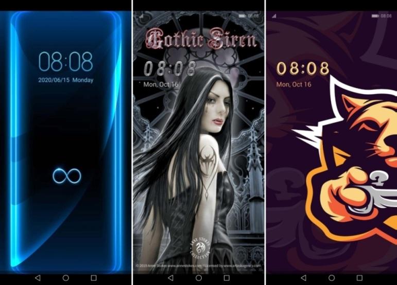 Как разделить экран на 2 части на Huawei и Honor - режим «Два окна»