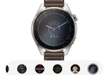 Циферблаты Huawei Watch 3